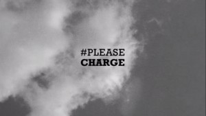 please charge