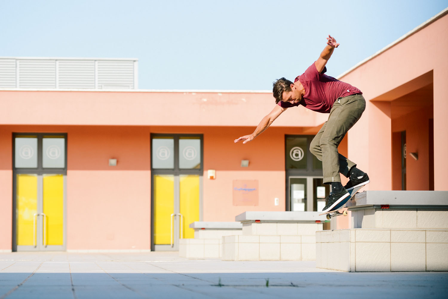 Mikey bs smith 1 Ancona