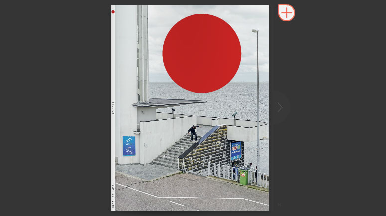 skateboard magazine free