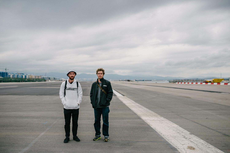 _SAM6758 gibraltar airport runway