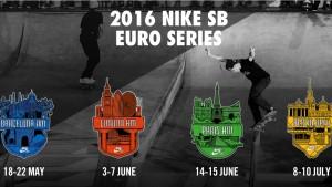 Nike SB European Series