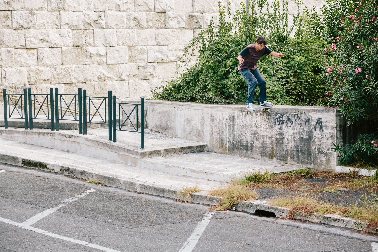 TOM KNOX_FS TAILSLIDE_ROMA_photo Davide Biondani