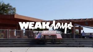 weakdays