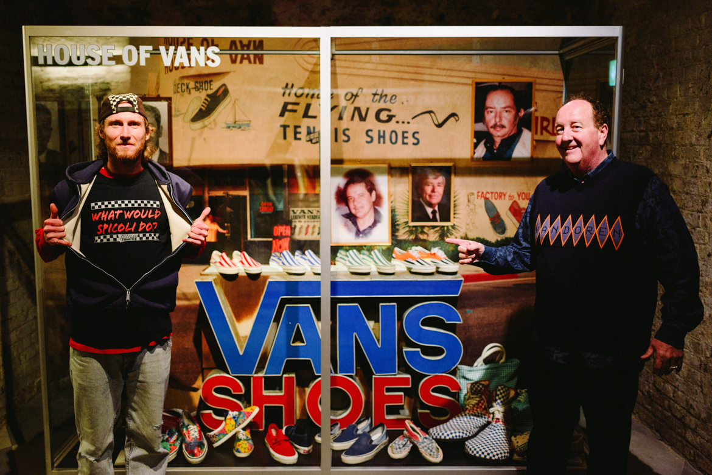 Free Skate Magazine » Vans 50th Interviews: Steve Van Doren